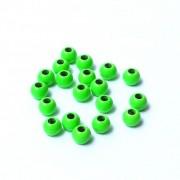 Billes laiton Vert fluo