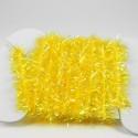 Chenille Krystal jaune-11