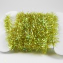 Chenille Krystal olive-20