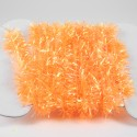Chenille Krystal orange fluo-07