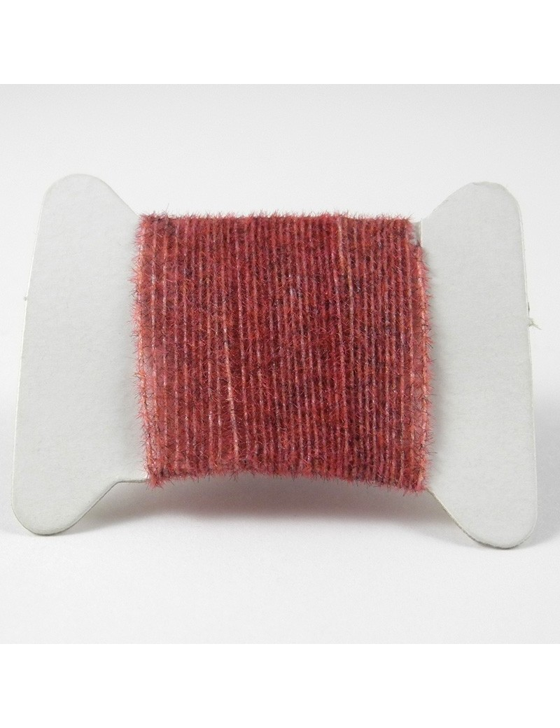 Micro chenille thistle