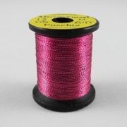 Micro Tinsel UNI Thread Fushia
