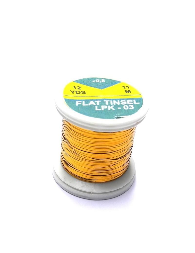 Tinsel plat OR Orangé-03