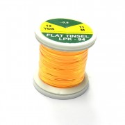 Tinsel plat Orange pearl