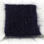 Dubbing brush bleu profond