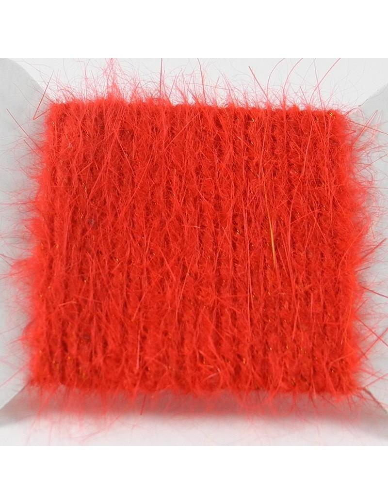 Dubbing brush rouge