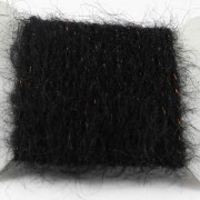 Dubbing brush noir