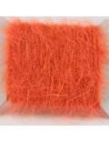 Dubbing brush orange
