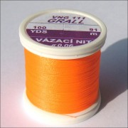 Fil de montage Grall orange fluo-111