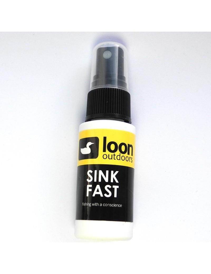 Nettoyeur de soie Sink fast Loon