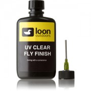 UV Clear fly finish Thick LOON Grand