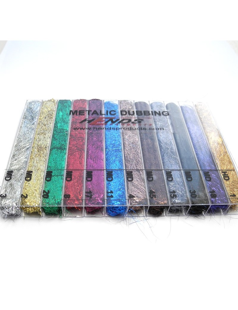 Boite distributrice metalic dubbing