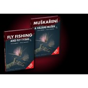 Livre Fly Fishing et Fly Tying HENDS +DVD