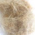 Poils de lièvre longs beige