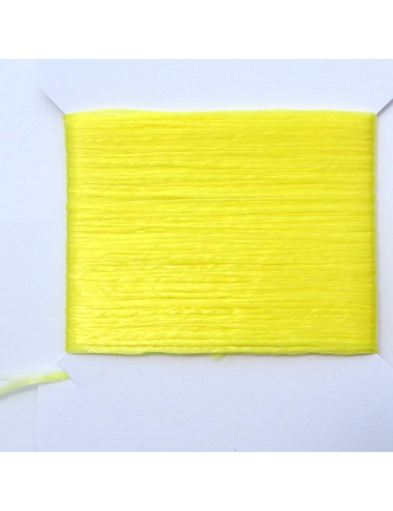 Polypropylène en mèche jaune soleil