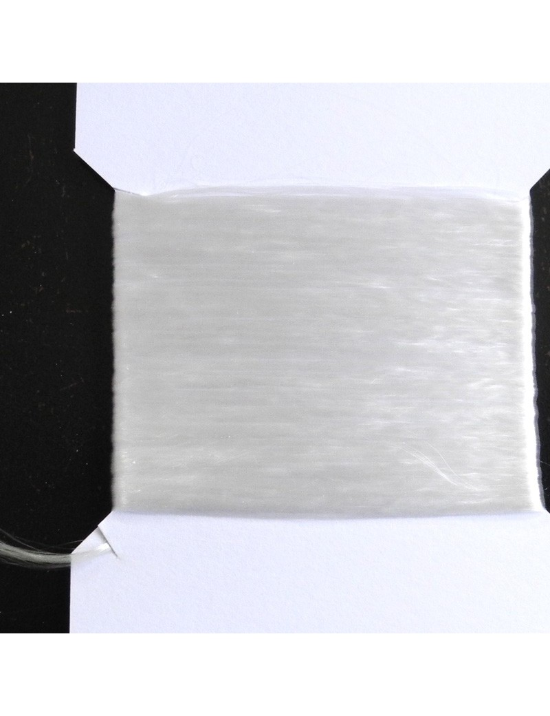 Polypropylène en mèche blanc