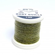 Body Quills olive foncé-70