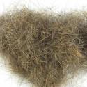 Poils de lièvre longs naturel