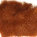 Dubbing Hareline marron roux-23