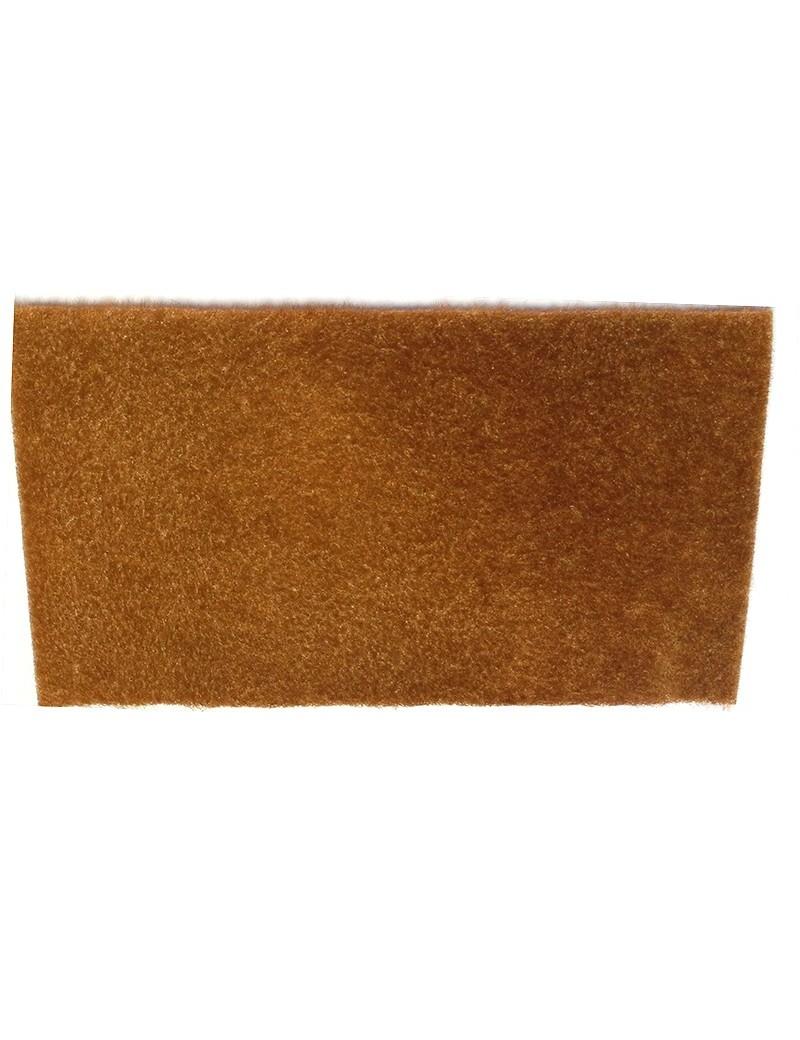 Furry foam brun-10