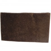 Furry foam gris marron-20