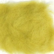 Dubbing de lapin olive clair-20