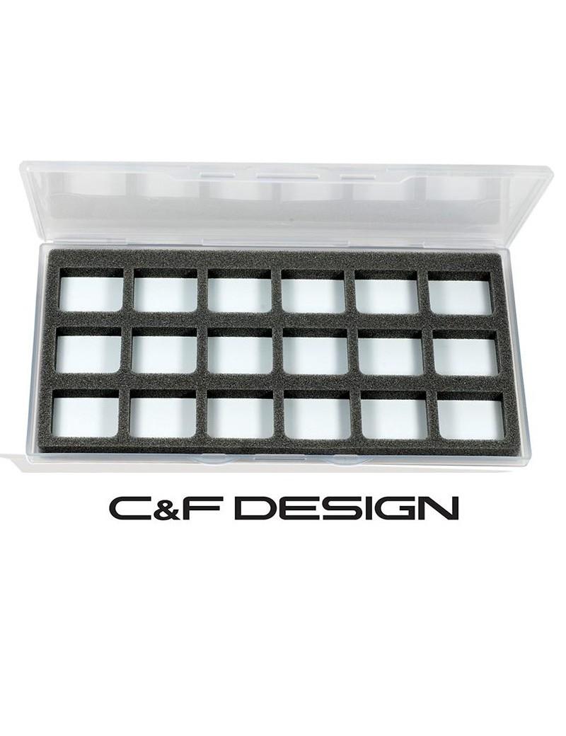 Boite hameçons C&F Design CFT31