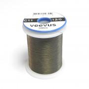 Fil de montage Veevus 12/0 marron olive-11