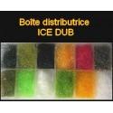 Boite distributrice Ice dubbing