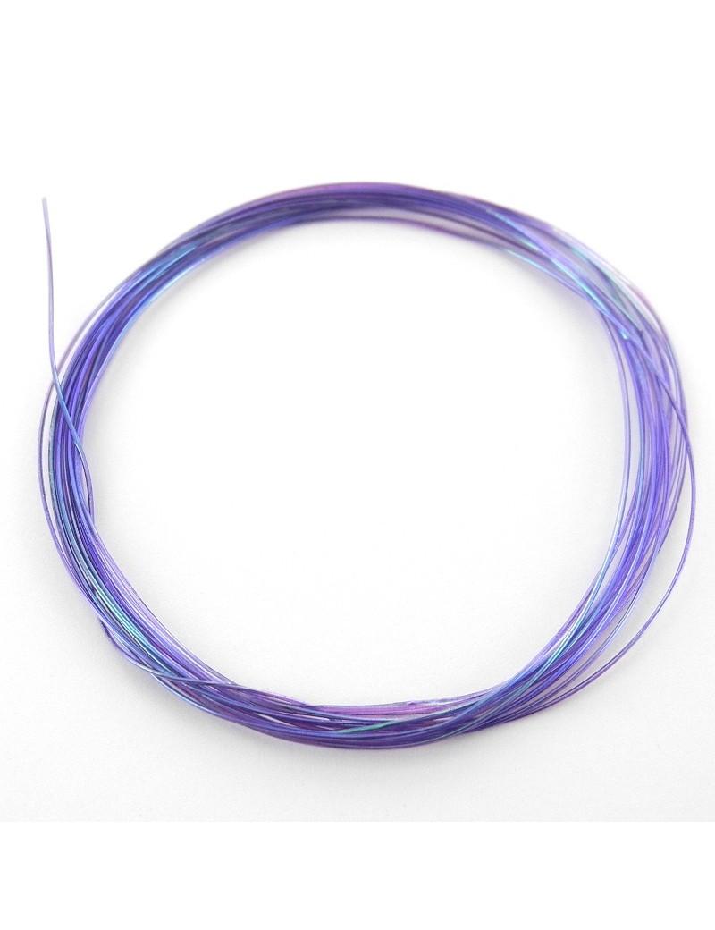 Pearl quill bleu violet-48
