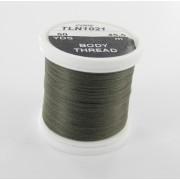 Soie Floss gris olive-1021