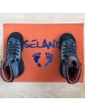 Tapis Seland Orange