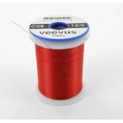 Fil de montage Veevus 12/0 rouge-06