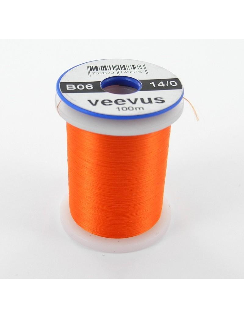 Fil de montage Veevus 14/0 orange-06