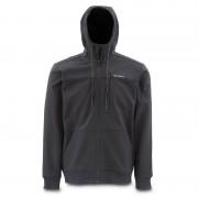 SIMMS Rogue fleece hoody black