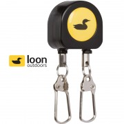 Bouton service double LOON