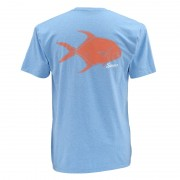 T-shirt SIMMS tight line Tarpon