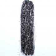 Crystal fibers gris foncé