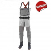 WADERS G3 Guide Stockingfoot cinder