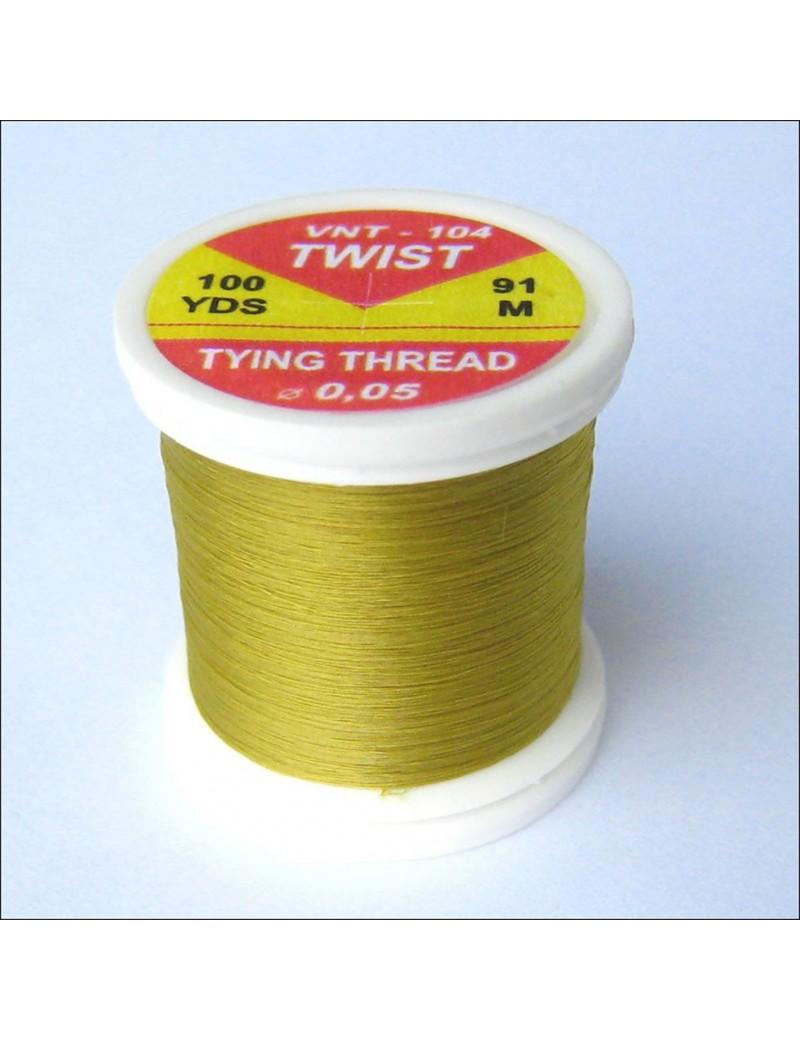 Fil de montage Twist Olive clair-104