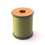 Fil UNI THREAD 6/0 Olive
