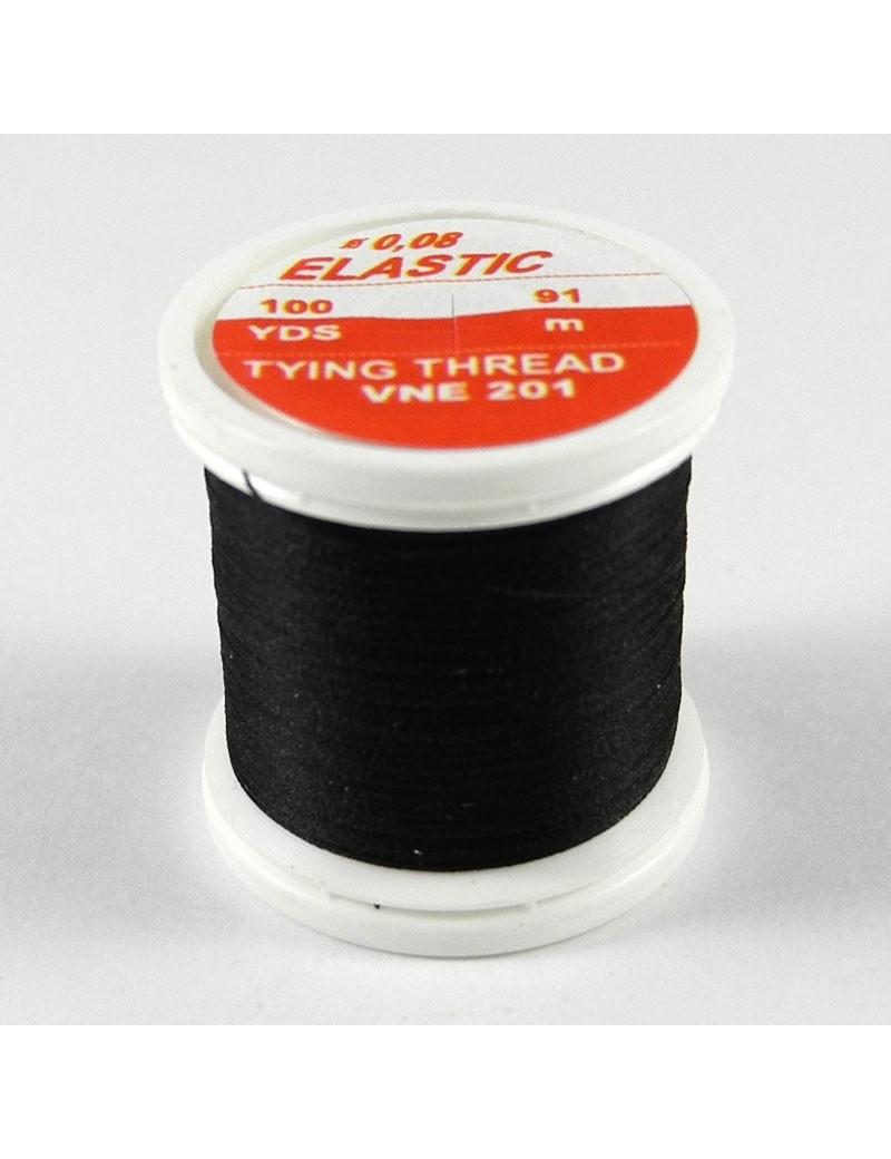 Elastic Floss Noir-201