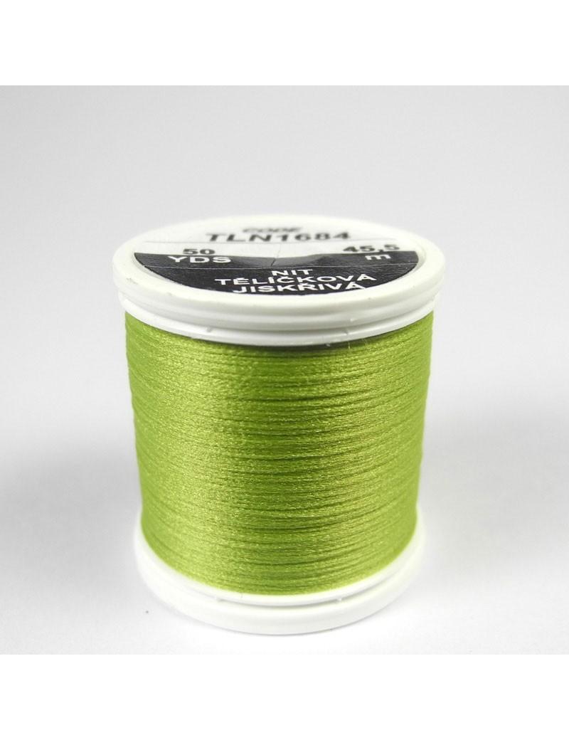 Soie Floss Vert-1611