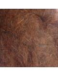 Dubbing de lièvre marron-14
