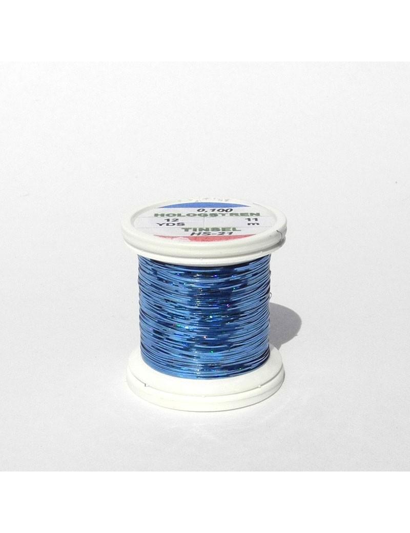 Tinsel Hologstren Bleu-21