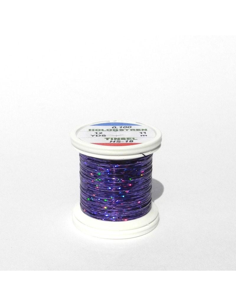 Tinsel Hologstren Violet-18