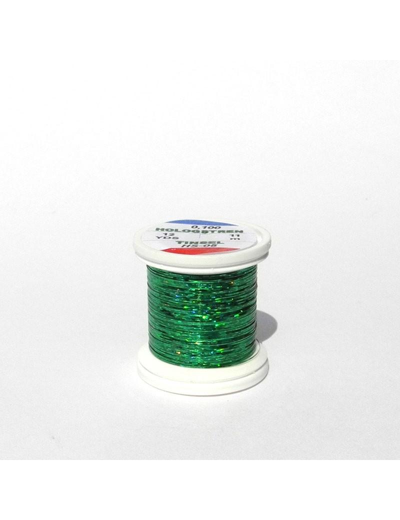 Tinsel Hologstren Vert-05