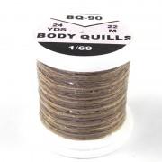 Body Quills Marron-90