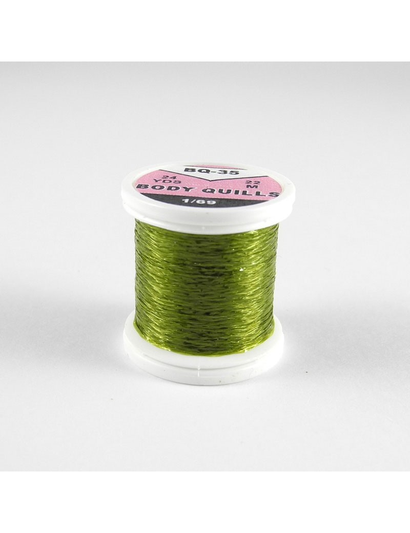 Body Quills Olive foncé-35