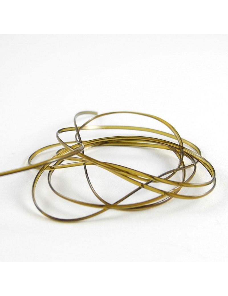 D-Rib Olive brun-265